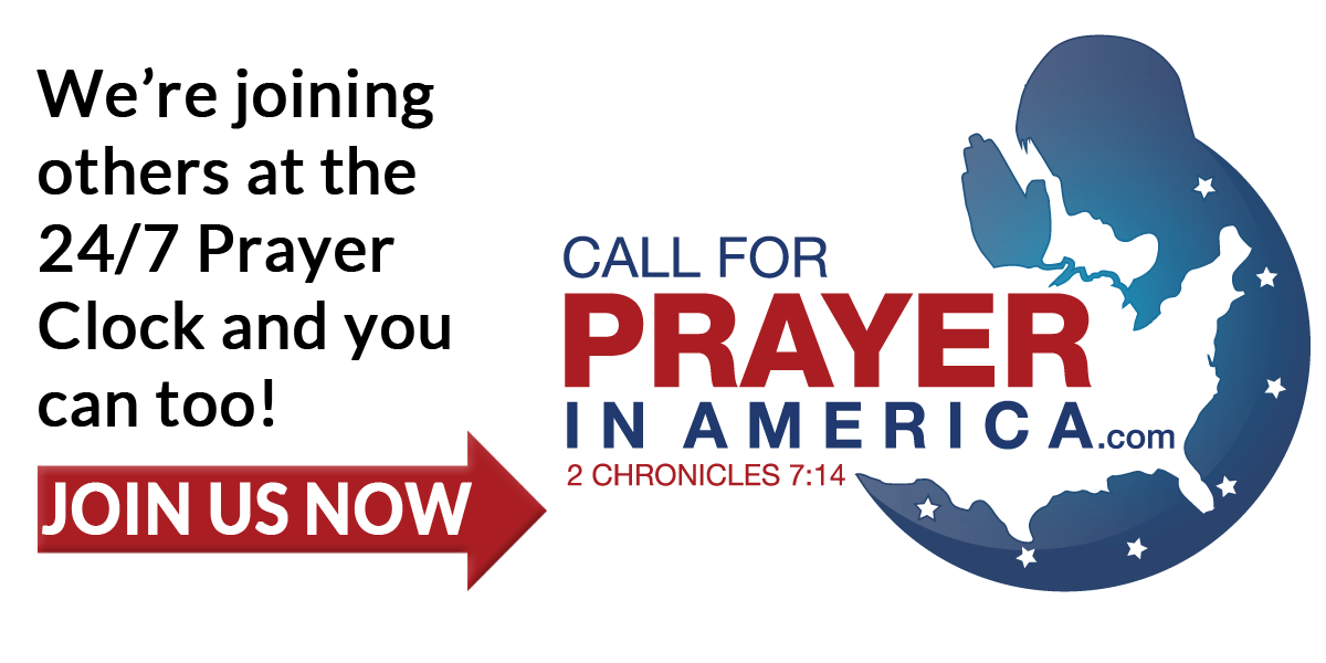 Call For Prayer in America